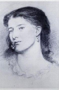 Aggie - Dante Gabriel Rossetti