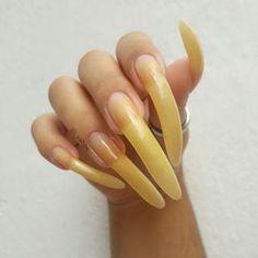 18/03/23 .2 Long Fingernails, Long Nails, Long Natural Nails, Curved Nails, Long Acrylic Nails, Instagram, Sexy Feet, Russia, Finger Nails