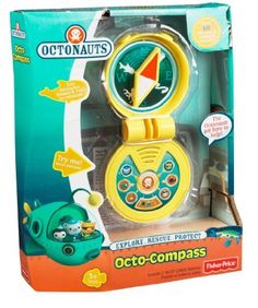 Fisher-Price Octonauts Octo Compass by Fisher-Price