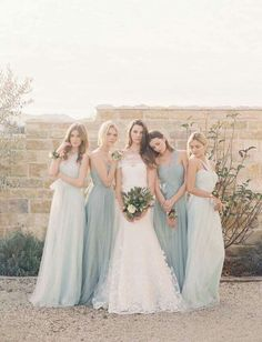 Bridesmaid dresses saved from @astersufashion https://www.facebook.com/astersufashion/