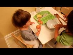 How to React to an Angry Toddler Who Spits and Throws Things | Montessori On The Double