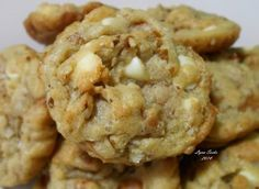Salted Caramel White Chocolate Chip Cookies Recipe
