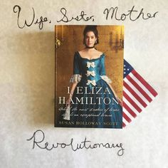 "How will history remember her? The story of Hamilton, from the woman who knew him best. <a class=""pintag searchlink"" data-query=""%23IElizaHamilton"" data-type=""hashtag"" href=""/search/?q=%23IElizaHamilton&rs=hashtag"" rel=""nofollow"" title=""#IElizaHamilton search Pinterest"">#IElizaHamilton</a>"