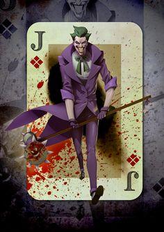 El Joker [Dibujo y paso a paso!]