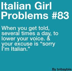 """yes! this does happen...i either say that, or """"Sorry, i'm a sansone."""" :)"""