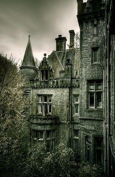 Miranda Castle, Belgium Abandoned & Haunting