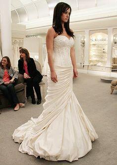 Aimee, Season 8 Say Yes to the Dress, Perla D by Pnina Tornai