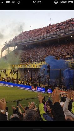 Boca juniors.