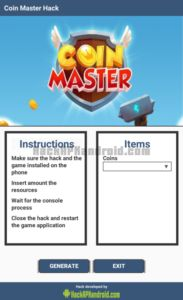 Coin Master Hack Tool