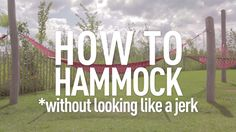 Hammock: 1, You: 0 via @PureWow