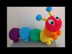 DIY Jirafa Parte 6 amigurumi crochet/ganchillo (tutorial) - YouTube
