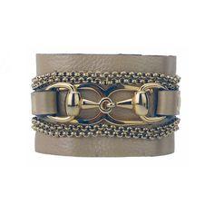 Fifi Leather Cuff