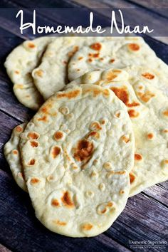Homemade Naan Recipe on Yummly