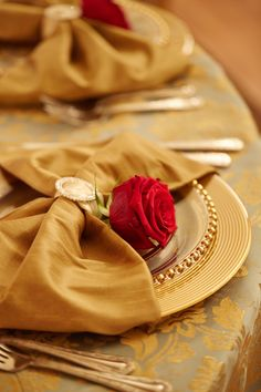 Wedding Table Setting, Wedding China, Castle Wedding, Red and Gold Wedding…