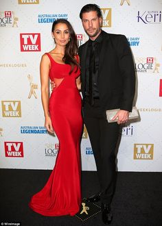 Making the move: The personal trainer announced the news that Snezana and Eve were moving to Melbourne last week