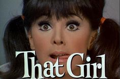 That Girl (1966-71, ABC) — starring Marlo Thomas as 'Ann Marie'