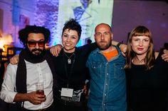 Last weekend BLOW Photo was celebrating 5 years / 12 issues /// 10 years of GUP magazine /// 4 years of @emahomagazine  and 6 years of PhotoIreland /// Thanks to everyone who help us to make it happen. From the left: Manik Katyal @manikkatyal, Agata Stoinska @agatastoinska, Erik Vrooms, Karolina Schlagner @karolinasch 4 Years, Magazine, Shit Happens, News, Celebrities, Fashion, Moda, Celebs, Magazines