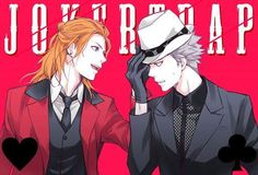 Ren and Ranmaru - Joker Trap