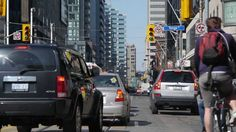 Cycling infrastructure history, differences and needs moving forward from Toronto and Montreal