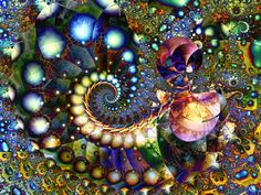 Fractal 3D | ... only: http://www.fractal-recursions.com/fractals/fractal-Jan23_8.jpg
