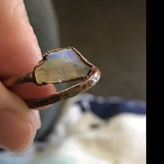 Raw opal ring Australian opal ring Rough opal ring Raw | Etsy Raw Opal Ring, Opal Rings, Gemstone Rings, Silver Claddagh Ring, Claddagh Rings, Rough Opal, Copper Rings, Australian Opal, Opal Jewelry