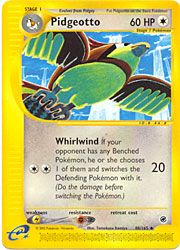 Pokemon Expedition Card 88 - Pidgeotto $7.49-$9.99