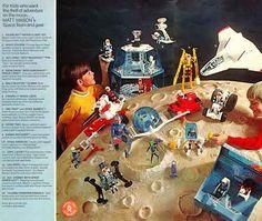major matt mason - When toys were fun.