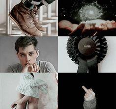Harry Potter the Next Generation (9/16): Albus Severus Potter • April, 26th 2006 • Slytherin 2/2