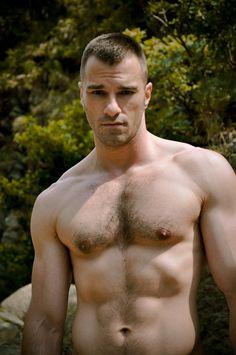men Hairy nude australian