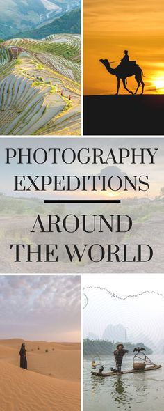 What makes photo trips successful, and a ranking of my ten photography workshops and photography expeditions around the world.