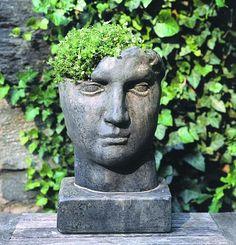 Head Planters And Concepts Inspire Bohemia Stone Garden