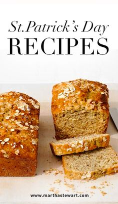 St. Patrick's Day Recipes | Martha Stewart Living - When Irish eyes are smiling, it may well mean they've just eaten something delicious. Don your green and honor St. Patrick with these dinner, dessert, and drink recipes.
