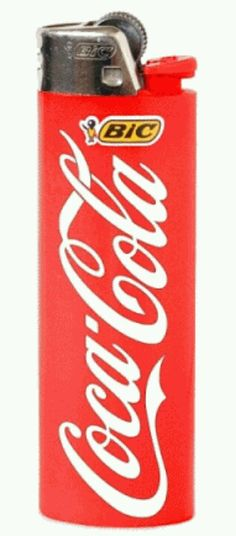 Coca Cola Bic lighter. For details on how to order BIC products branded with…