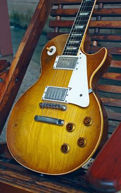 Gibson Les Paul Standard Plain Top Honey Burst