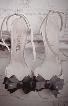 chanel shoes....