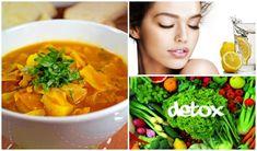 ΣΥΝΤΑΓΗ ΣΟΥΠΑΣ ΓΙΑ ΑΠΟΤΕΛΕΣΜΑΤΙΚΗ ΑΠΟΤΟΞΙΝΩΣΗ Health Fitness, Healthy Eating, Fruit, Ethnic Recipes, Pressure Points, Food, Diet, Eating Healthy, Healthy Diet Foods