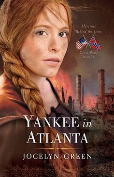 Yankee in Atlanta by Jocelyn Green // This is 3rd in a series and I have loved every single one. I'm a sucker for Civil War era books anyway & anything about Atlanta is a plus! Green has interesting characters, lots of excitement & great historical detail. When I was halfway through I felt like I'd already read a whole book b/c so much had happened. Highly recommend this series!