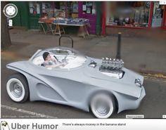 A friend and I found this futuristic badass contemplating life on Google Maps. - http://limk.com/news/a-friend-and-i-found-this-futuristic-badass-contemplating-life-on-google-maps-371391672/