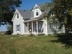 Indianapolis Remodeling Contractor | Thomas J Pearson, Inc. :: Historic Farm Whole Home Update, See the before photos at our website Thomasjpearson.com   #indiana #indianapolis #remodel #remodeling #construction #home #house #contractor #family #addition