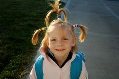 wacky hair day school looks cool and maybe I can do it this year it is on Wednesday!