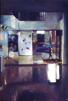 Galería de arte Theo.  - Fernando Martín Muñoz -
