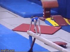 Gym Skills Guide: Russia's Aliya Mustafina's Acrobatic Elements On Balance Beam - WOGymnastika
