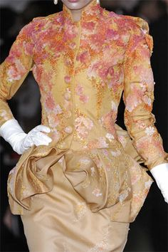 John Galliano for The House of Dior,  Autumn/Winter 2007, Couture