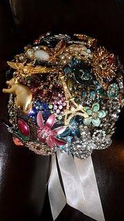 Bouquets de broches