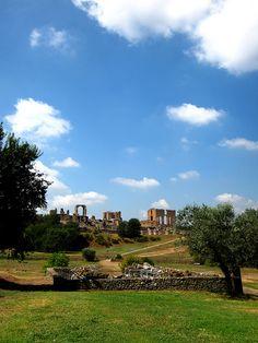 Villa dei Quintili - Rome, Italy