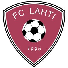 FC Lahti of Finland crest. Soccer Logo, Football Team Logos, Sports Team Logos, World Football, Soccer World, Football Soccer, Soccer Teams, Badges, Team Mascots
