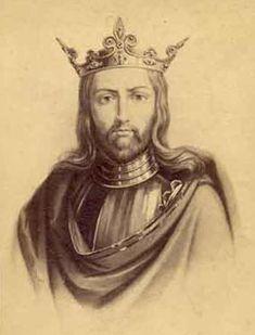 Le second mari d'Aliénor d'Aquitaine était le roi de France Louis VII.
