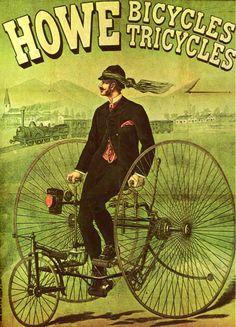 Vintage Bicycle Ad