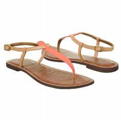 #Sam Edelman              #Womens Sandals           #Edelman #Women's #Gigi #Sandals #(Neon #Coral/Natural)                       Sam Edelman Women's Gigi Sandals (Neon Coral/Natural)                                                   http://www.snaproduct.com/product.aspx?PID=5874727