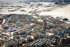 Biggest Northernmost Russian City From Above | English Russia | Page 2